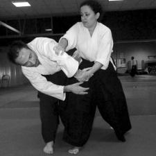 aikido feminin montpellier