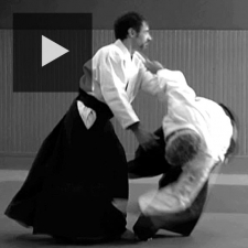 Aikido pratique libre - Episode 3