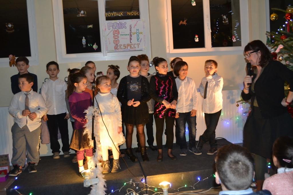 fête de l'école de noel 2015