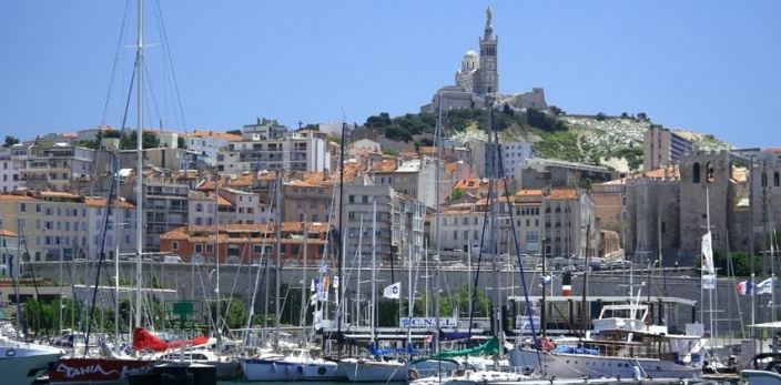 Discover Marseille