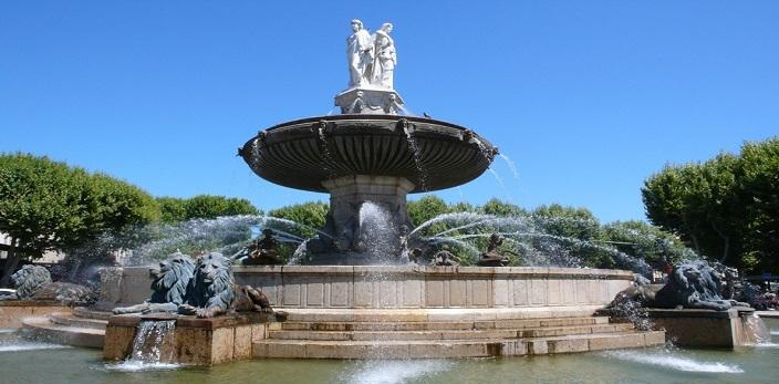 Discover Aix en Provence