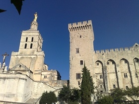 Avignon Pope's Palace