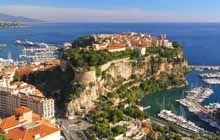 monaco french riviera