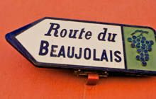 beaujolais wine tour