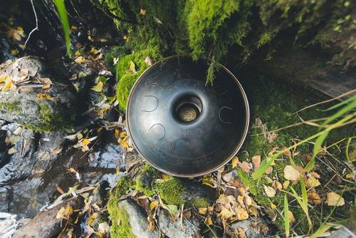 Instrument de musique, le Hang drum