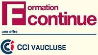 Formation continue - CCI Vaucluse