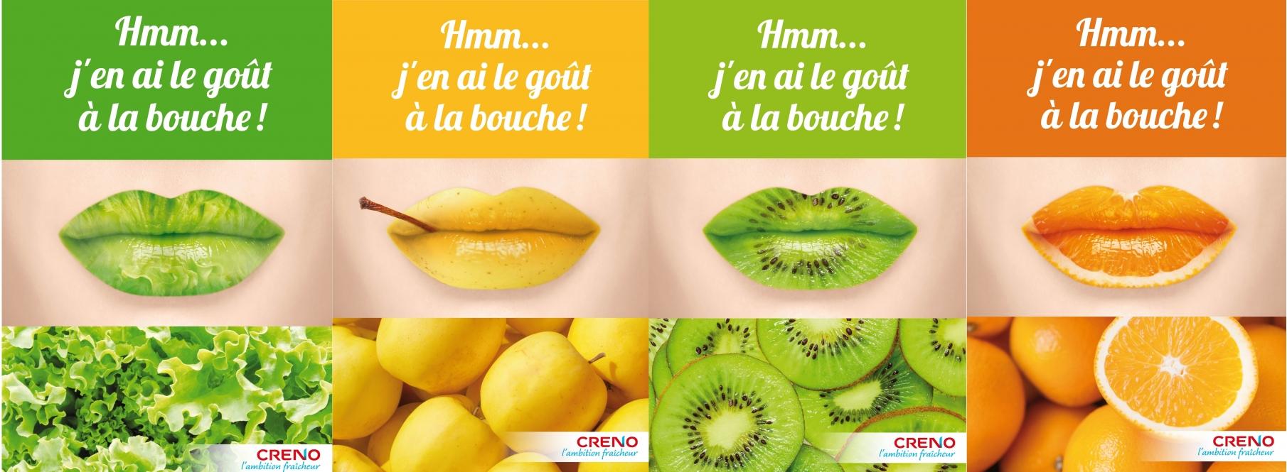 Ensemble, sublimons le plaisir de manger des fruits et légumes frais de saison !