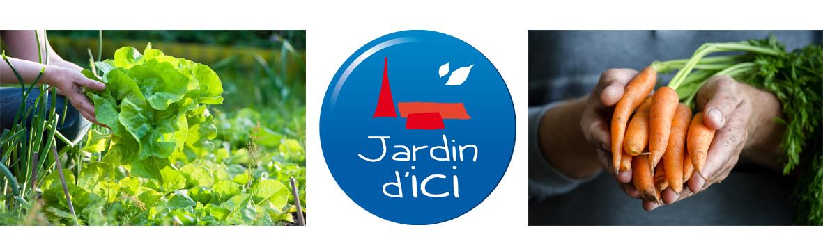 Bandeau Jardin d'Ici