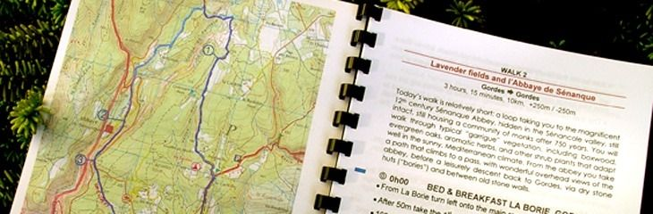 Our roadbook