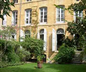 BB Jardins de Marie - Aix en Provence