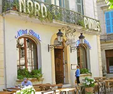 Hotel Nord Pinus **** - Arles
