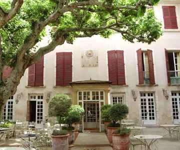 Hotel de l'Europe ***** - Avignon