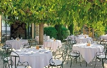 bastide walking and gourmet dinner in provence