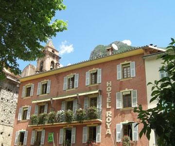 Hotel Le Roya ** - Breil sur Roya