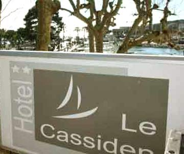 Hotel Le Cassiden -  Cassis