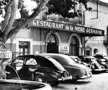 Hotel La Mere Germaine - Ch.neuf