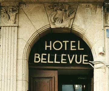 Hotel Bellevue - Marseille
