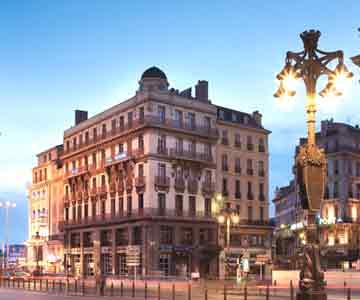 Hotel Oceania - Marseille