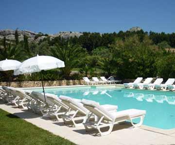 Hotel Cote des Olivades **** - Maussane