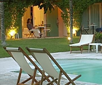 Hotel Le pre des Baux - Maussane
