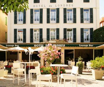 Hotel Londres *** - Menton