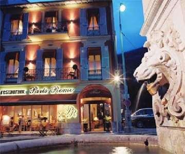 Hotel Paris Rome - Menton