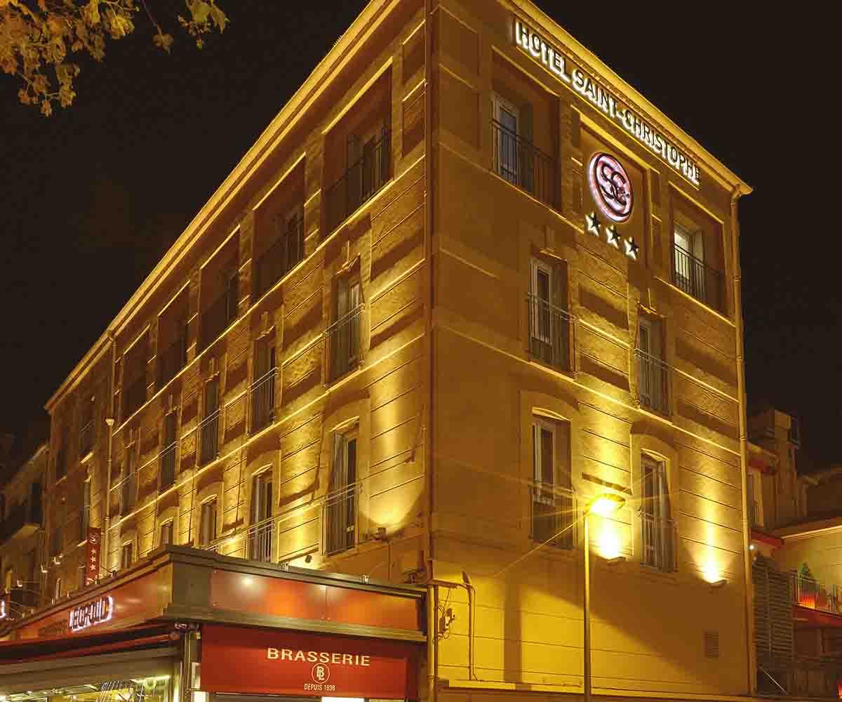 Hotel Saint Christophe - Aix