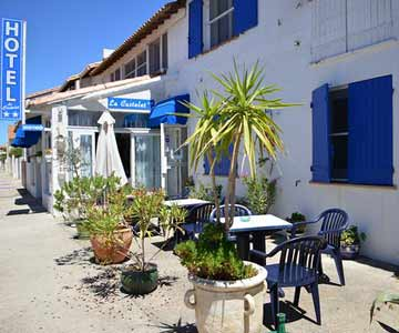 Hotel Le castelet - Stes Maries de la mer