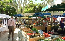 market of provence