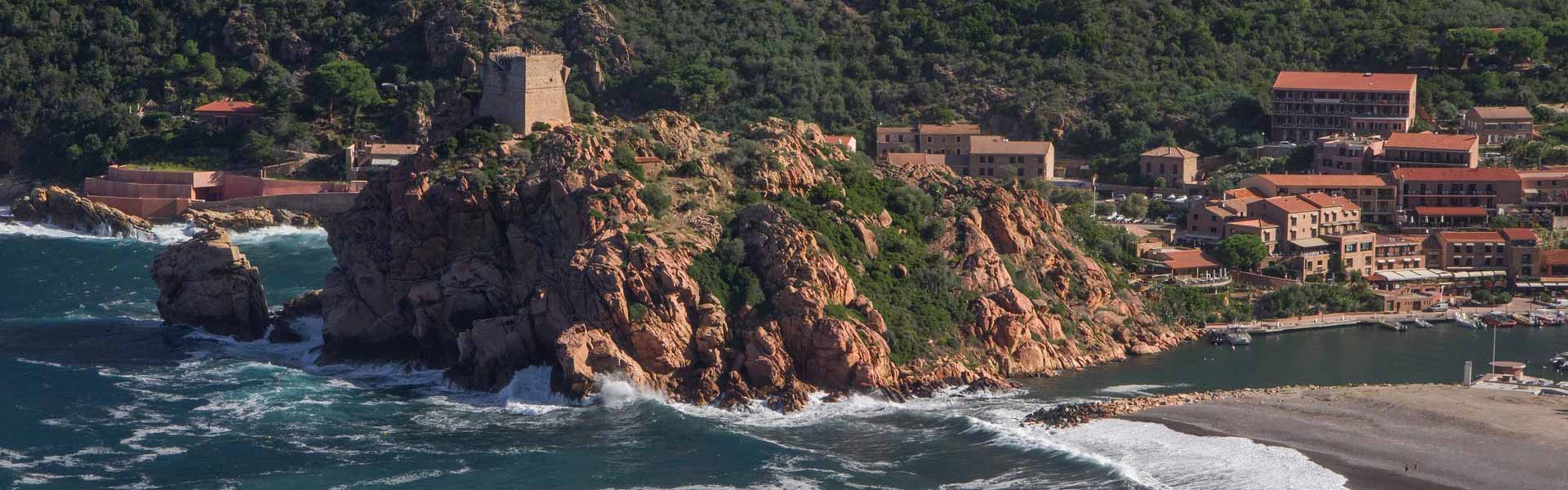 Carte Corse Porto Ota.Porto At A Cycling And Walking Distance From Corsica S Wonders
