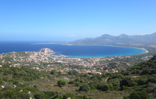 self guided cycling holidays corsica