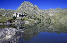 lac chalet mercantour