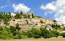 montbrun les bains in the heart of the lavender fields of Provence