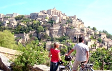 gordes spectacular ride