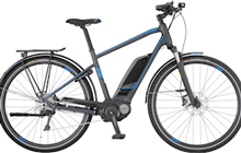 Treat yourself a go for an E-bike option!