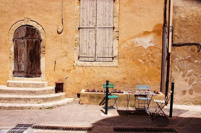 Village of Provence (France)