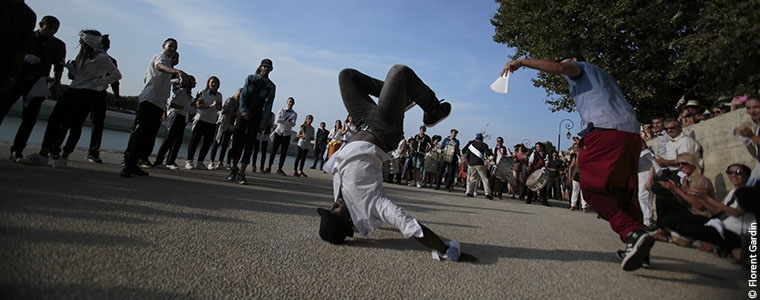 Stage de danse urbaine