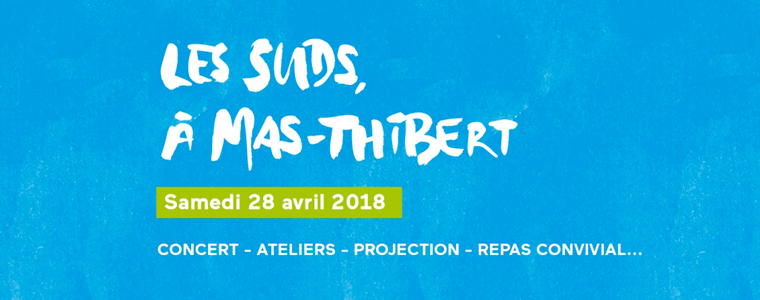 Les Suds, à Mas-Thibert - Édition 2018