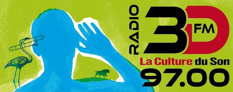 Au micro de Radio 3DFM