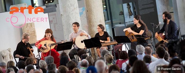ARTE Concert / Orpheus XXI aux Suds à Arles