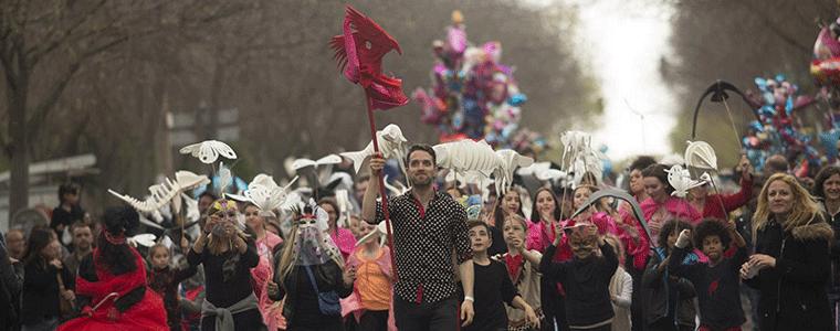 Drôle de Carnaval, un Amour de Parade !