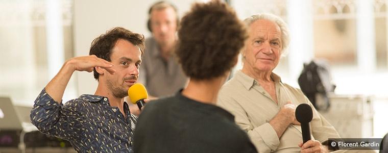 Radio Grenouille / Salon de Musique avec Pedro Soler & Gaspar Claus