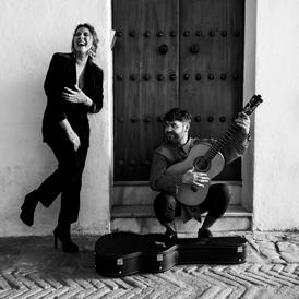 Alba Molina canta Lole y Manuel