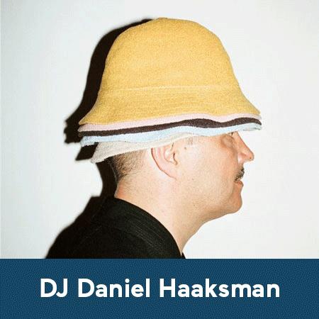 DJ Daniel Haaksman