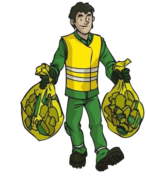 Smctom de thiviers - Dessin de poubelle ...