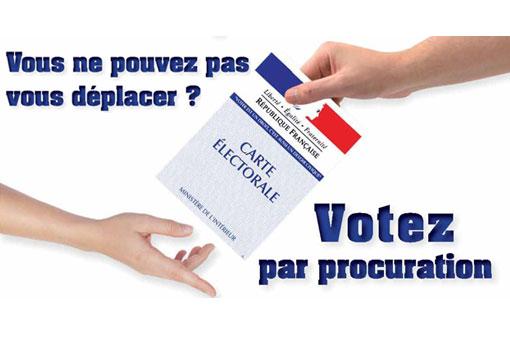 Mairie de Veyssilieu Vote par Procuration