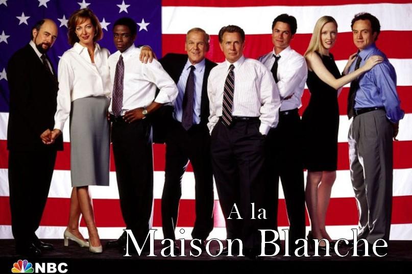 Generique Serie télé À la Maison Blanche (The West Wing)