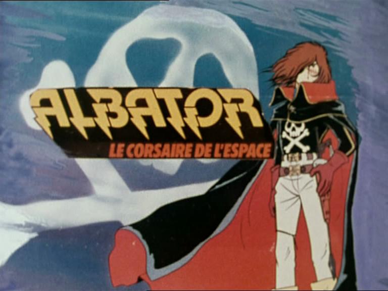 Generique Serie Dessins Animes Albator 78