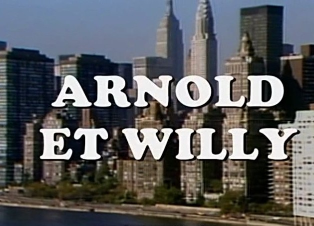 generique tv Arnold et Willy