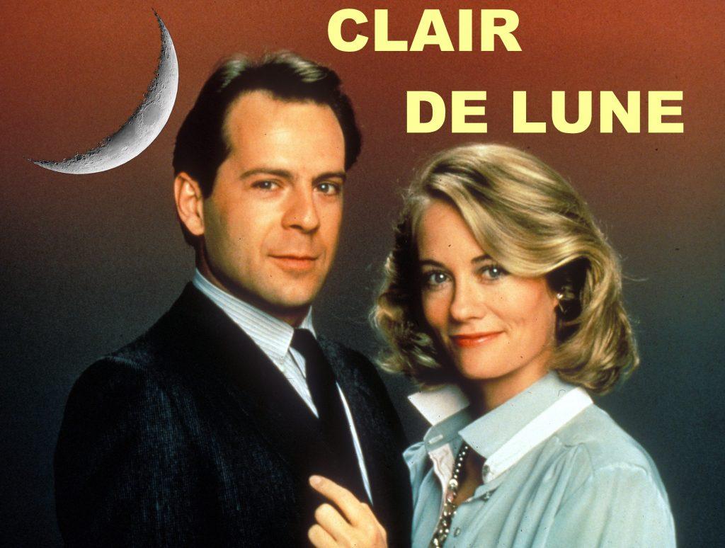 Generique Serie TV Clair de lune (Moonlighting)